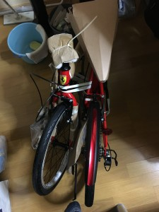 Ferrari Official Bicycle