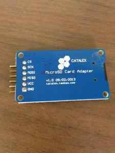 Catalex Micro SD Adapter