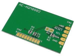 AE-AQM0802 PCB
