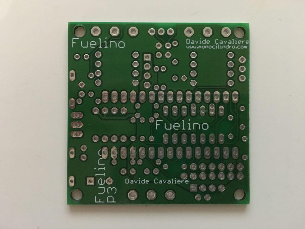 Fuelino Proto3 PCB 2