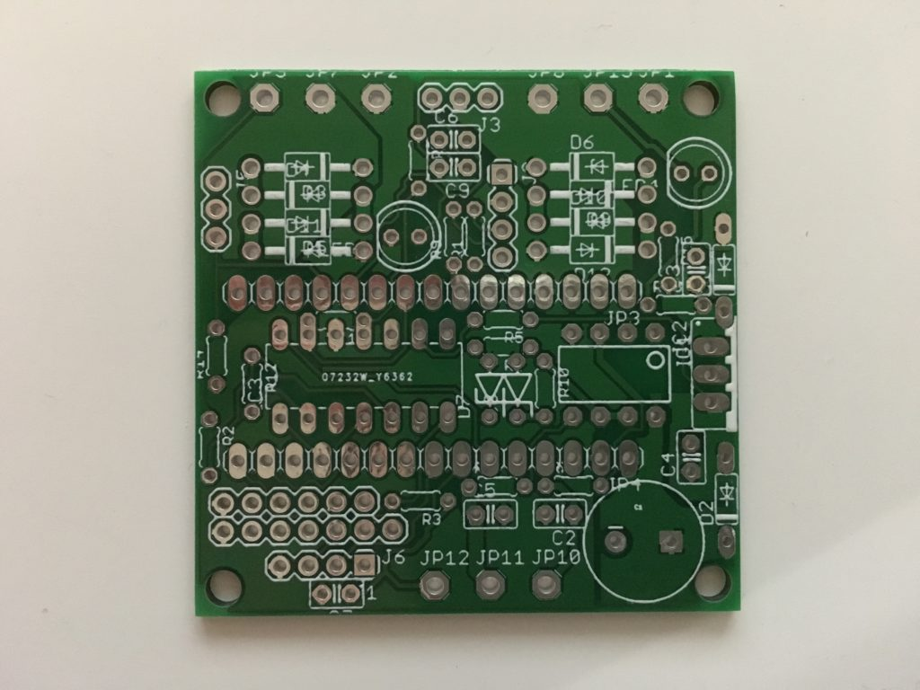 Fuelino Proto3 PCB 3