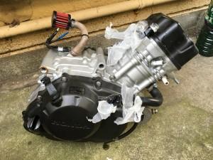Athena Honda CBR125R