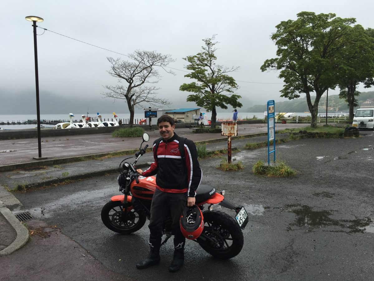 Ducati Scrambler Sixty2 riding impression