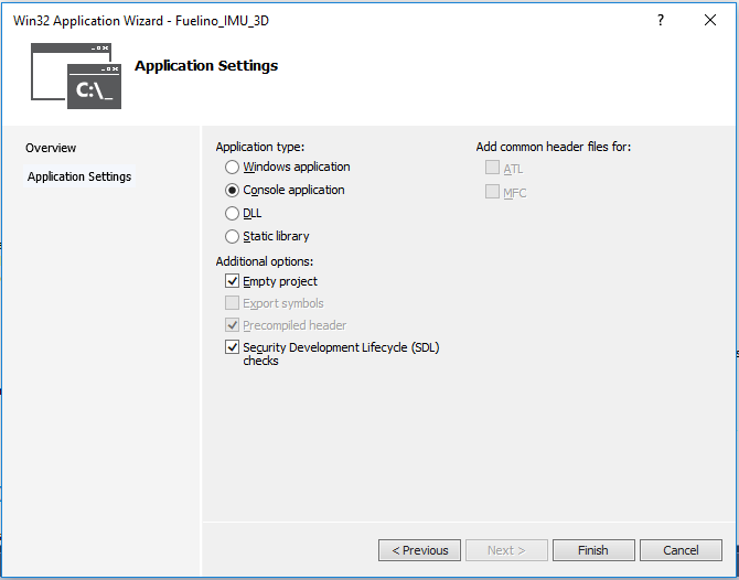 How to install GLFW library on Visual Studio C++ 2015 - Monocilindro