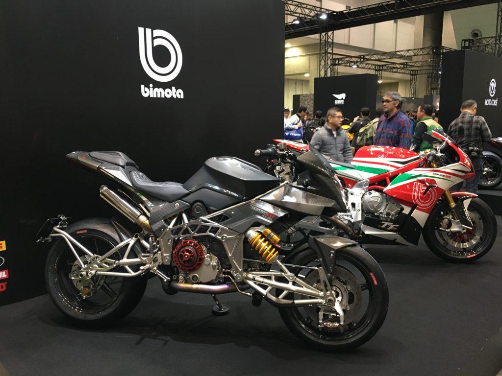 Tokyo Motorcycle Show 東京モーターサイクルショー 2017 Bimota