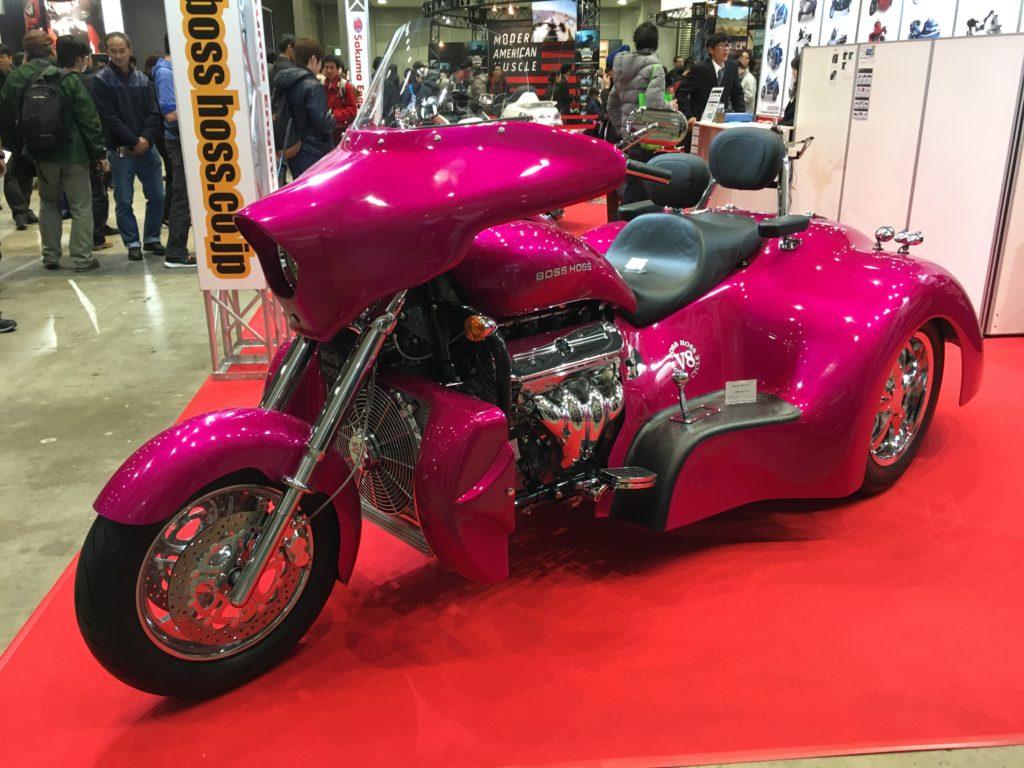 Tokyo Motorcycle Show 東京モーターサイクルショー 2017 crazy 1