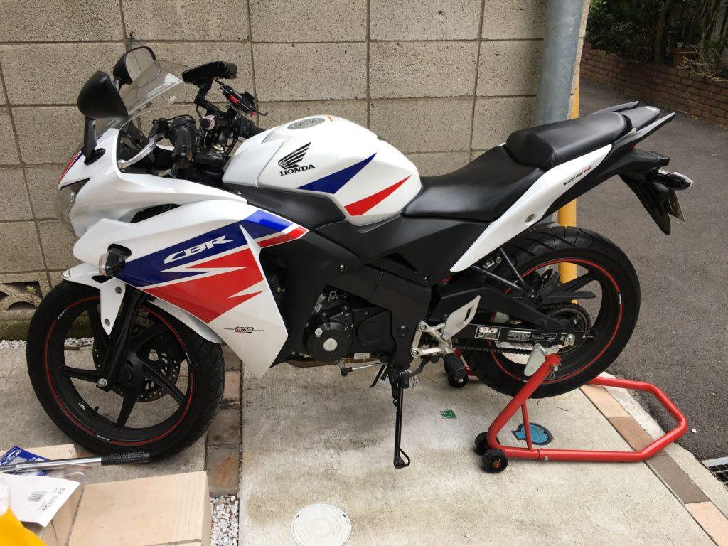 XAM C3108-17T sprocket Honda CBR125R 4