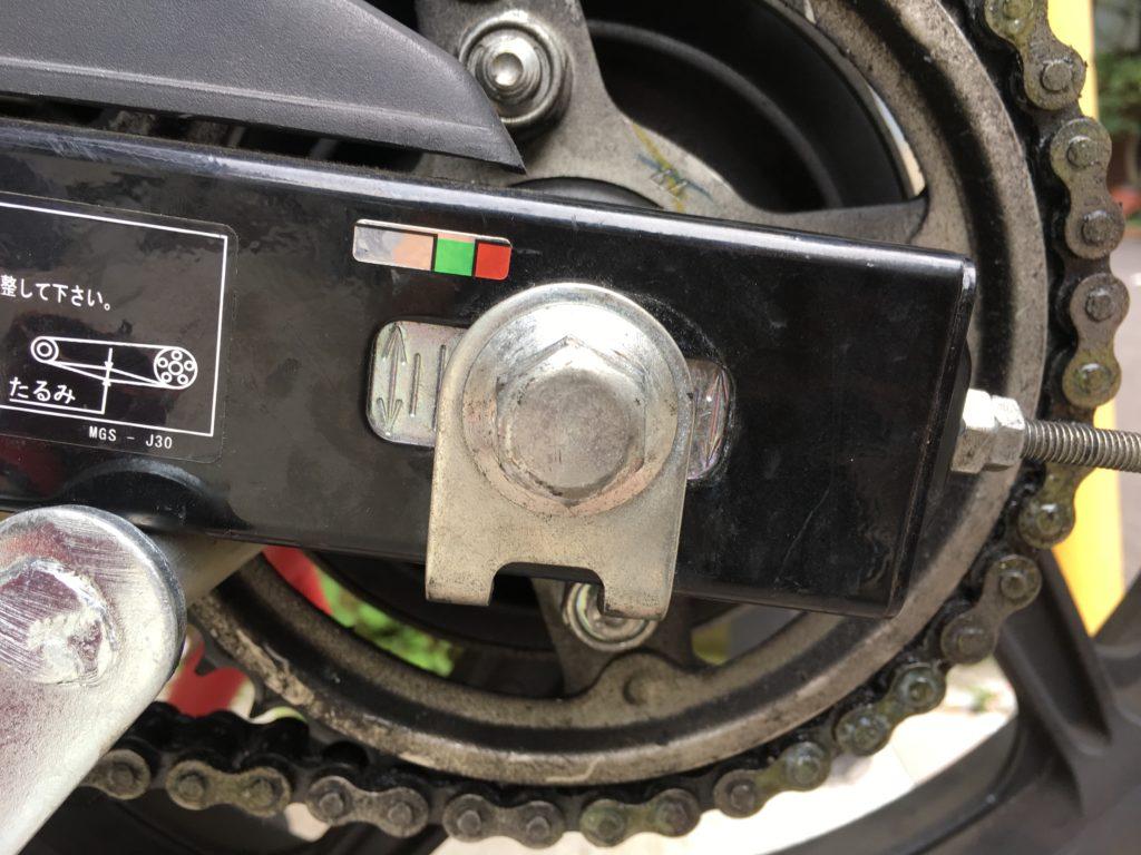 XAM C3108-17T sprocket Honda CBR125R 1