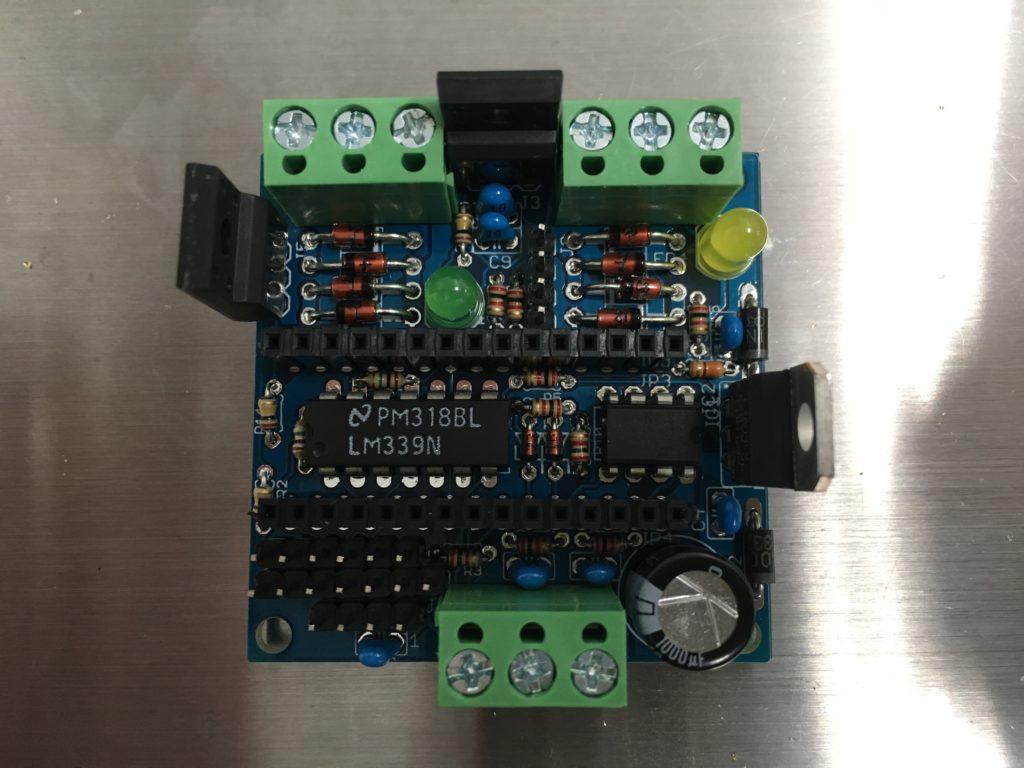 Fuelino Proto 4 Front no Arduino Nano